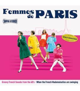 Femme De Paris (1 LP)