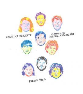 """Espacio Vacio (1 LP 12"""")"""