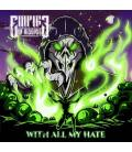 With All My Hate (1 CD)