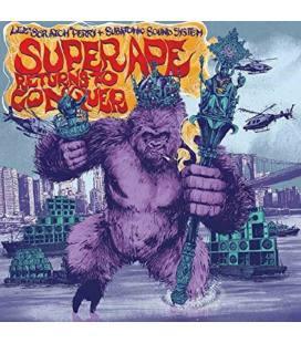 Super Ape Returns To Conquer (1 LP Color Ltd)