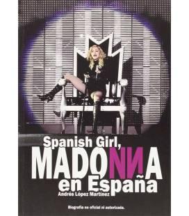 Spanish girl. Madonna en España