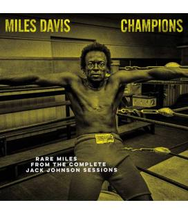 Miles Davis Champions From The Complete Jack Johnson Sessions (1 LP)