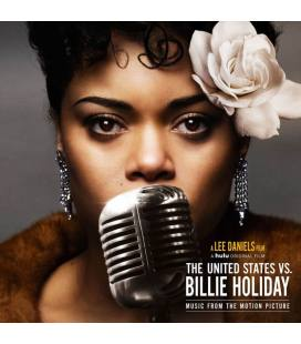 The United States Vs. Billie Holiday (1 LP Gold Picture)