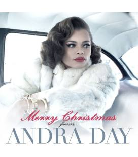 Merry Christmas From Andra Day (1 LP Ruby)