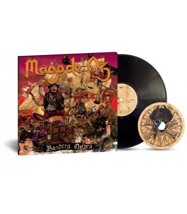 Bandera Negra (1 LP+1 CD)