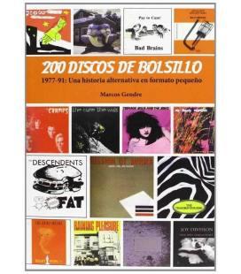 200 Discos de bolsillo. 1977-91 una historia alternativa en formato pequeño.