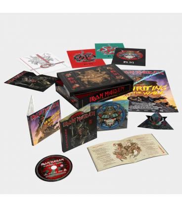 Senjutsu (Box Set 2 CD+Blu Ray+Memorabilia Exclusiva Deluxe)