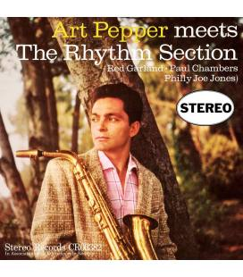 Art Pepper Meets The Rhythm Section - Contemporary Records 70th Anniversary Series (1 LP)