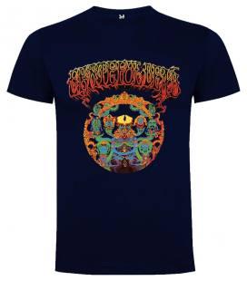Grateful Dead Logo Camiseta Manga Corta Bandas