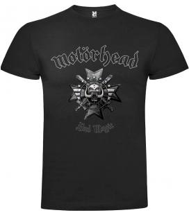 Motörhead Bad Magic Camiseta Manga Corta Bandas