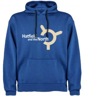 Hatfield And The North Afters Sudadera con capucha y bolsillo