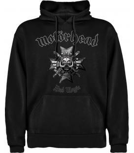 Motörhead Bad Magic Sudadera con capucha y bolsillo