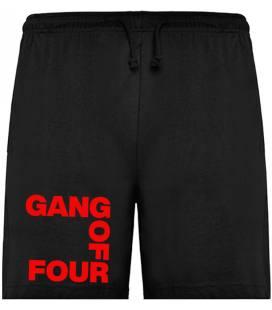 Gang Of Four Logo Bermudas