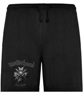 Motörhead Bad Magic Bermudas