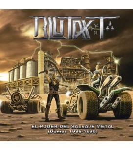 El Poder del Salvaje Metal (Demos 1986-1990) (1 CD)