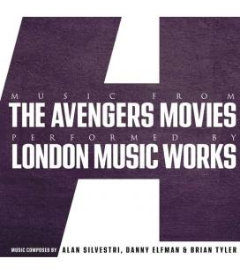 Avengers (1 LP Colored Edition)