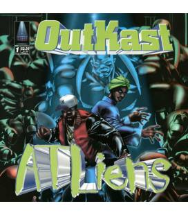 Atliens 25Th Anniversary (4 LP Deluxe Edition)