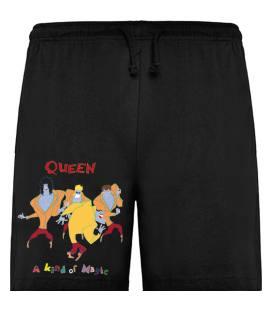 Queen A Kind Of Magic Bermudas - Talla L