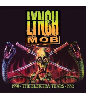 The Elektra Years 1990-1992 (2 CD)