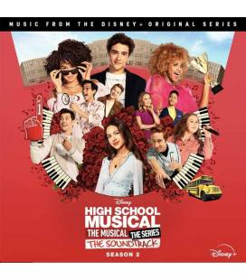 High School Musical: The Musical: The Series 2 (1 CD)