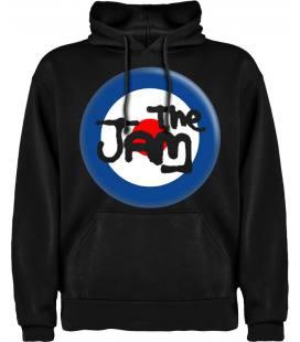 The Jam Logo Circle Sudadera con capucha y bolsillo