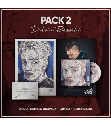 Daboia Russelii (CD+Lámina+Certificado)