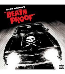 Quentin Tarantino'S Death Proof Ost (1 LP Red&Black)