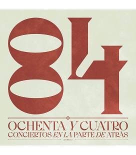 Ochenta Y Cuatro Conciertos En La Parte De Atrás (1 CD)