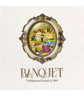 Banquet - Underground Sounds Of 1969 (Box 3 CD Clamshell)