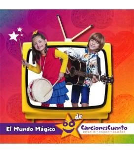 El Mundo Magico De Cancionescuento (1 CD)