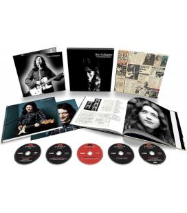 Rory Gallagher 50 Anniversary (4 CD+1 DVD)