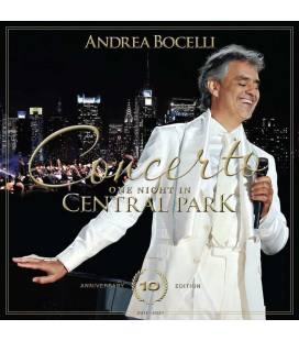 Concerto: One night in Central Park - 10th Anniversary (2 LP)