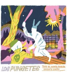 Todo El Mundo Quiere Hacerte Daño (1 LP Maxi)