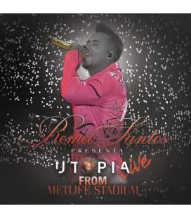 Utopía Live From Metlife Stadium (2 CD)
