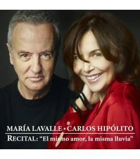 Recital: El Mismo Amor, La Misma Lluvia (1 CD)