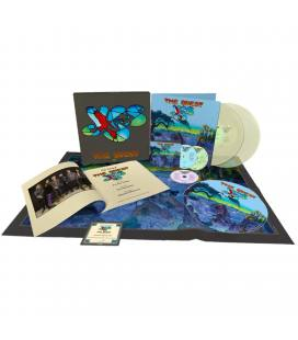 The Quest (Box Set Deluxe 2 LP+2 CD+BLU RAY)