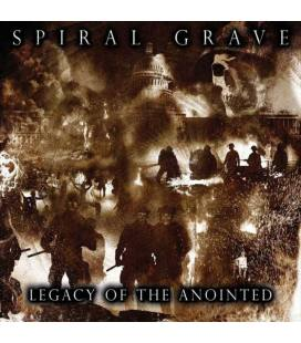 Legacy Of The Anointed (1 CD)