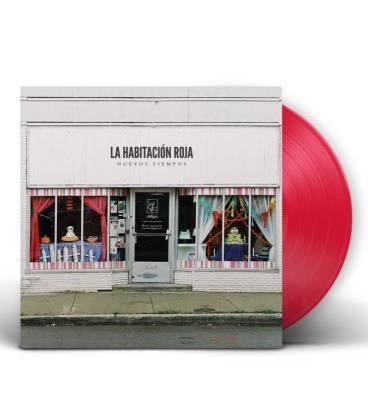 Nuevos Tiempos (1 LP Rojo)
