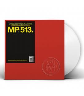 """De La Monarquía A La Criptocracia (1 LP 12"""" Blanco Ltd)"""