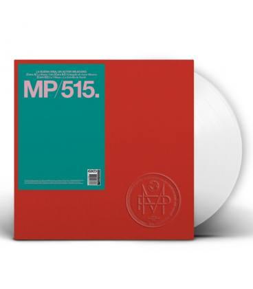 """Un Actor Mejicano (1 LP 12"""" Blanco Ltd)"""