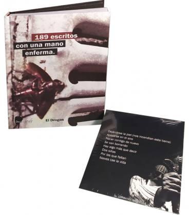 189 escritos con una mano enferma (Libro-disco)