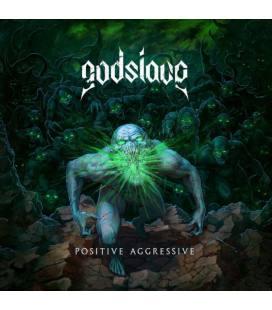 Positive Aggressive (1 LP Verde)