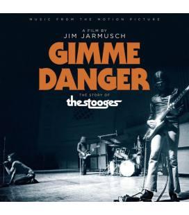 Gimme Danger Ost (1 LP Clear)