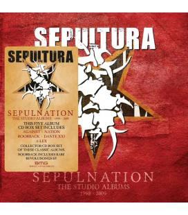 Sepulnation-The Studio Albums 1998-2009 (5 CD)