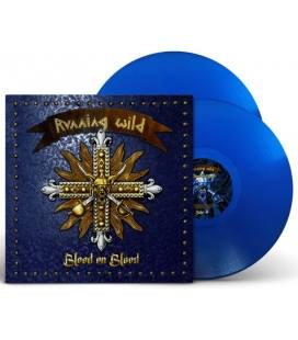 Blood On Blood (2 LP Blue)
