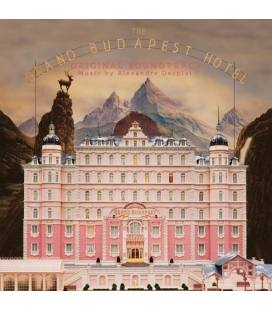 The Grand Budapest Hotel (1)-1 CD