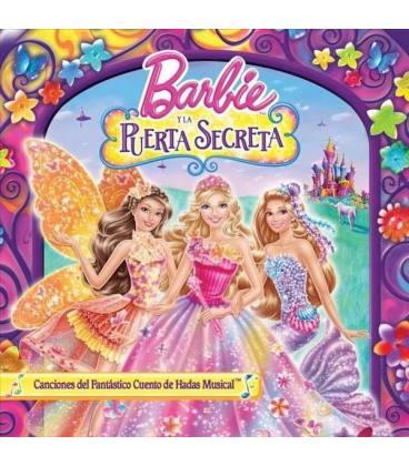 Barbie Y La Puerta Secreta-1 CD
