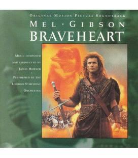 Braveheart-1 CD