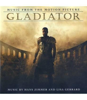 The Gladiator (1)-1 CD