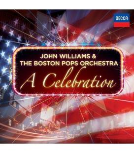 Williams, Celebracion. Boston Pop Orq.-2 CD